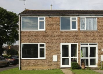 Thumbnail 3 bed end terrace house for sale in Churchill Way, Brackley