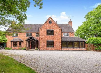 Thumbnail 7 bed detached house for sale in Wootton Lane, Wootton, Eccleshall, Stafford