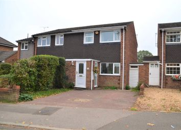 Thumbnail 3 bed semi-detached house for sale in City Road, Tilehurst, Reading, Berkshire