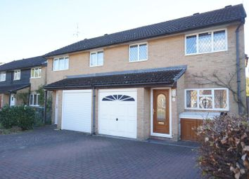 Thumbnail 4 bed semi-detached house to rent in Forresters Drive, Welwyn Garden City