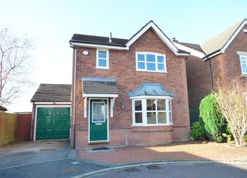 Thumbnail 3 bed detached house for sale in Crosskeys Drive, Whittle-Le-Woods, Chorley