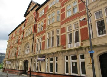 Thumbnail 2 bed flat to rent in Kings Court, 7-8 High Street, Newport