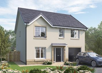 "Thumbnail 4 bed detached house for sale in ""The Rosebury"" at Mauricewood Road, Penicuik"