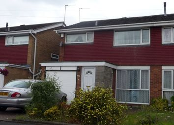 Thumbnail 3 bed semi-detached house to rent in Webster Close, Sutton Coldfield