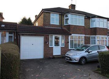 Thumbnail 4 bed semi-detached house for sale in Thornbury Gardens, Borehamwood