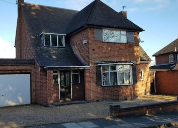 Thumbnail 5 bed detached house for sale in Uppingham Road, Leicester