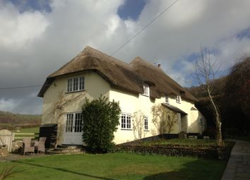 Thumbnail 3 bed detached house to rent in Chelson Lane, Harcombe, Sidmouth