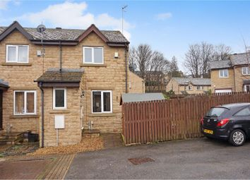 2 bed town house for sale in Bramston Gardens, Rastrick, Brighouse HD6