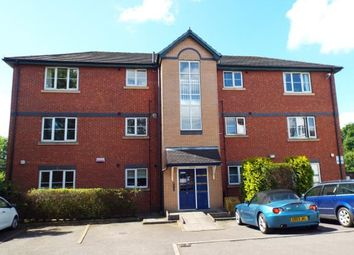 Thumbnail 2 bed flat for sale in Station Road, Handforth, Wilmslow, Cheshire