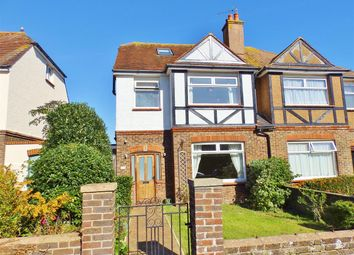 Thumbnail 4 bed semi-detached house for sale in Dillingburgh Road, Eastbourne