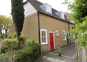 Thumbnail 2 bedroom terraced house to rent in Oyster Mews, Skinners Alley, Whitstable