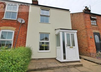 Thumbnail 3 bed terraced house for sale in The Street, Gillingham, Beccles
