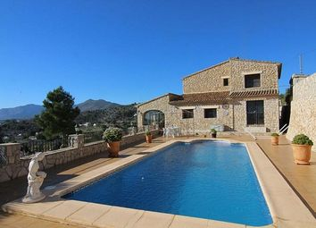 Thumbnail 4 bed villa for sale in 03729 Senija, Alicante, Spain