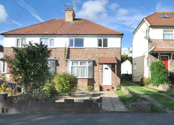 Thumbnail 3 bed semi-detached house for sale in Darcey Drive, Brighton
