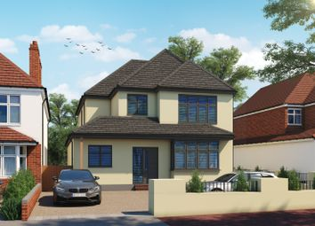 Thumbnail 5 bed detached house for sale in Hayes Chase, West Wickham