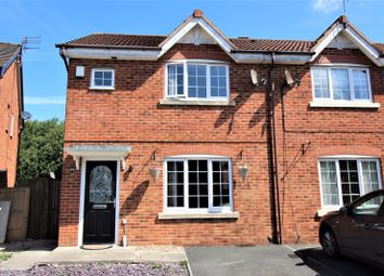 Thumbnail 3 bedroom end terrace house for sale in Sandwell Avenue, Thornton-Cleveleys