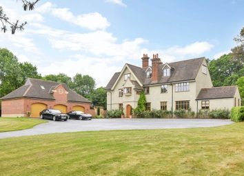 Thumbnail 6 bed detached house for sale in Wansford, Peterborough, Cambridgeshire