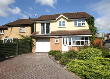 Thumbnail 5 bed detached house for sale in King Henry Drive, Chippenham, Wiltshire