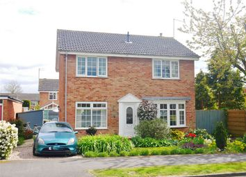 Thumbnail 4 bedroom detached house for sale in Flaxman Croft, Copmanthorpe, York