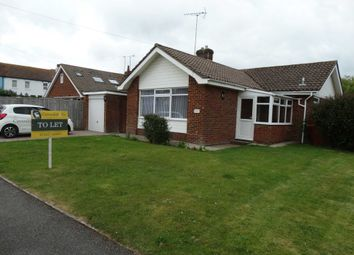 Thumbnail 2 bed detached bungalow to rent in Gosford Way, Polegate
