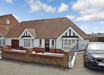 Thumbnail 4 bed bungalow for sale in Channel View Road, Woodingdean, Brighton, East Sussex