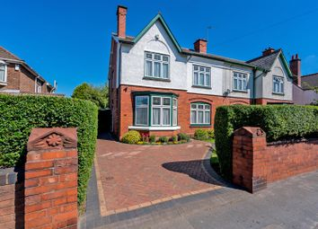 Thumbnail 3 bedroom semi-detached house for sale in Lichfield Road, Bloxwich, Walsall