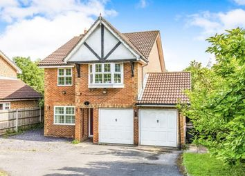 Thumbnail 4 bedroom detached house for sale in Upper Northam Close, Hedge End, Southampton, Hampshire