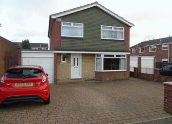 Thumbnail 3 bed detached house for sale in Regent Drive, Whickham, Newcastle Upon Tyne