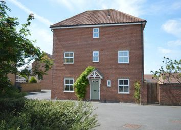 Thumbnail 4 bed end terrace house for sale in Paulls Close, Martock