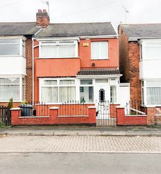 Thumbnail 3 bed semi-detached house for sale in St Ives Road, Off Barkby Road, Leicester