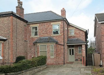 Thumbnail 3 bed end terrace house to rent in Moss Lane, Alderley Edge
