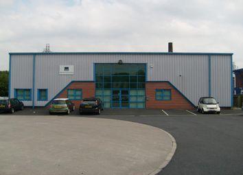 Thumbnail Office to let in Unit D, Parkside Business Park, Kirkstead Way, Golborne, Warrington