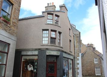 Thumbnail 3 bed flat for sale in Victoria Street, Stromness
