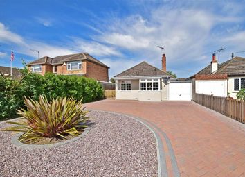 Thumbnail 2 bed detached bungalow for sale in Chestfield Road, Chestfield, Whitstable, Kent