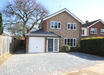 Thumbnail 4 bed detached house for sale in Saberton Close, Redbourn, St. Albans, Hertfordshire