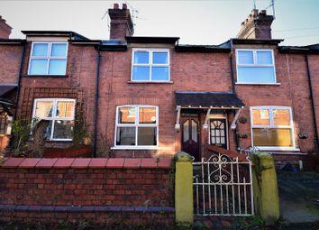 Thumbnail 2 bedroom terraced house for sale in Trevor Street, Wrexham
