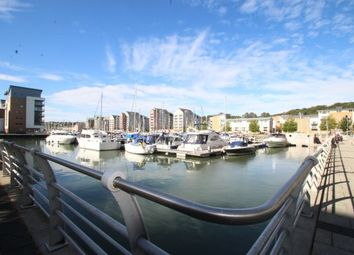 Thumbnail 1 bed flat to rent in Newfoundland Way, Portishead, Bristol