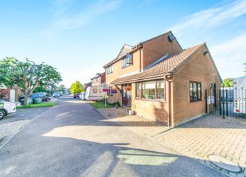 Thumbnail 4 bed detached house for sale in The Hornbeams, Little Oakley, Harwich