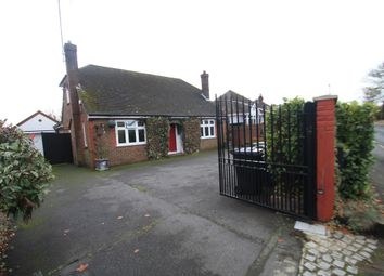 Thumbnail 3 bed detached bungalow to rent in Grasmere Road, Luton