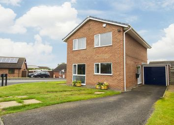 Thumbnail 4 bed detached house for sale in The Dial, Cotgrave, Nottingham