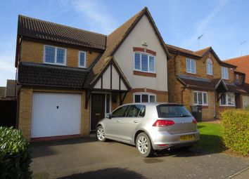 Thumbnail 4 bed semi-detached house for sale in Brunel Drive, Upton, Northampton