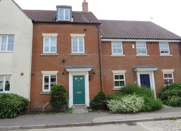 Thumbnail 3 bedroom terraced house for sale in Marauder Road, Old Catton, Norwich