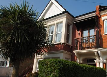 Thumbnail 4 bed flat to rent in Elderton Road, Westcliff-On-Sea
