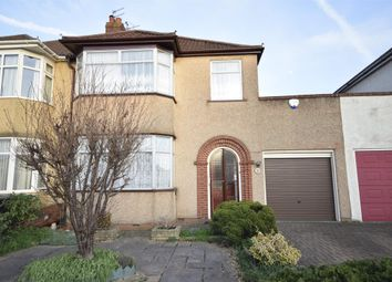Thumbnail 3 bed semi-detached house for sale in 30 Fouracre Road, Bristol