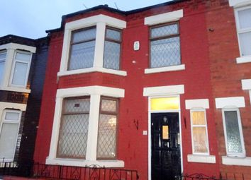 Thumbnail 3 bed terraced house for sale in Pinehurst Road, Anfield, Liverpool