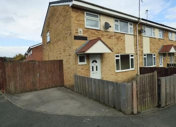 Thumbnail 4 bed end terrace house for sale in Swale Road, Ellesmere Port, Cheshire