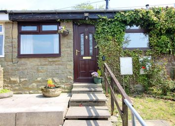 Thumbnail 2 bed terraced bungalow for sale in Clegg Street, Haslingden, Rossendale