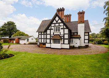 Thumbnail 3 bed detached house for sale in Upton Magna, Shrewsbury