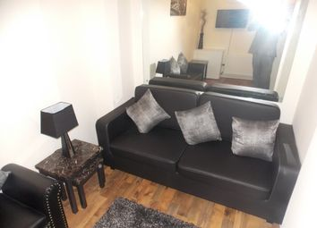Thumbnail 4 bed terraced house to rent in Bruce Road, London