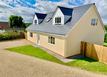 Thumbnail 4 bed detached house for sale in Newport Road, Caldicot, Monmouthshire